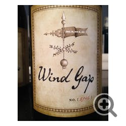 Wind Gap 'Sonoma Coast' Syrah 2012