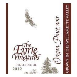 The Eyrie Vineyards 'Estate' Pinot Noir 2012 image