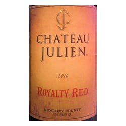 Chateau Julien Royalty Red 2012 image