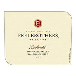 Frei Brothers Reserve Zinfandel 2013 image