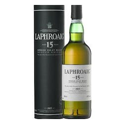 Laphroaig 15year Islay 750ml image