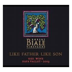 Biale 'Like Father Like Son' Red Blend 2012 image