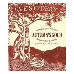 Eve's Cidery 'Autumn's Gold' Sparkling NV image