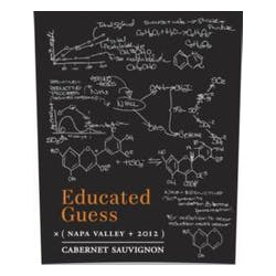 Educated Guess Cabernet Sauvignon 2013 image