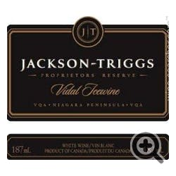Jackson Triggs Vidal Ice Wine 2013 187ml
