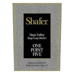 Shafer 'One Point Five' Cabernet Sauvignon 2012 image