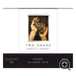 Two Hands 'Angels Share' Shiraz 2012