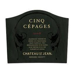 Chateau St Jean 'Cinq Cepages' Proprietary Red Wine 2011 image