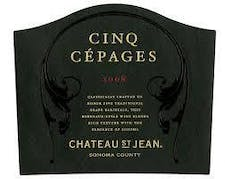 Chateau St Jean 'Cinq Cepages' Proprietary Red Wine 2011