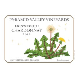 Pyramid Valley Vineyards 'Lion's Tooth' Chardonnay 2012 image