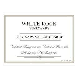 White Rock Vineyards Claret 2010 image