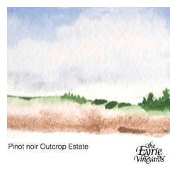 Eyrie Vineyards 'Outcrop Vyd' Pinot Noir 2012 image