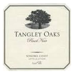 Tangley Oaks Winery Pinot Noir 2012 image