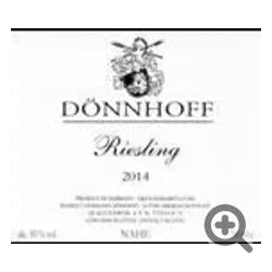 Donnhoff 'Estate' Riesling 2014