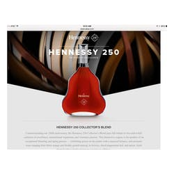 Hennessy 250th Anniverary 1.0L image