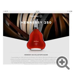 Hennessy 250th Anniverary 1.0L