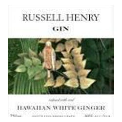 Russell Henry 'Hawaiian White Ginger' 750ml image