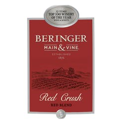 Beringer 'Main & Vine' 'Red Crush' Red 1.5L image