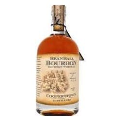 Cooperstown Beanball Bourbon 90proof 750ml image