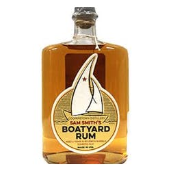 Cooperstown Sam Smith's Boatyard Rum 750ml 86proof image