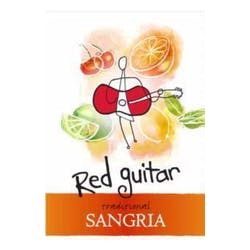 Red Guitar Traditional Sangria NV image