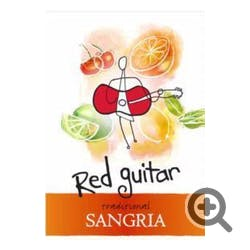 Red Guitar Traditional Sangria NV