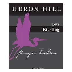 Heron Hill Winery Dry Riesling 2013 image