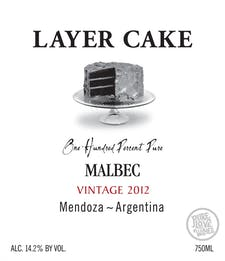 Layer Cake Malbec Rating