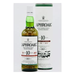 Laphroaig 10yr Cask Strength 116 prf 750ml image