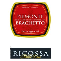 Ricossa Antica Casa 'Brachetto' Sweet Red NV image