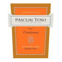 Pascual Toso Chardonnay 2005 image