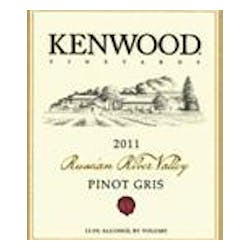 Kenwood Vineyards Pinot Gris 2013 image