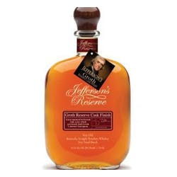 Jefferson's  90.2prf 750ml 'Reserve Groth Cask Finish' image