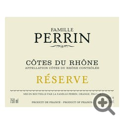 Perrin Famille 'Reserve' Blanc 2014