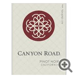 Canyon Road Wines Pinot Noir