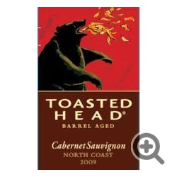 Toasted Head Cabernet Sauvignon 2013