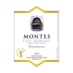 Montes Late Harvest Riesling 2002 375 image