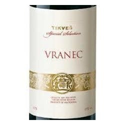 Tikves Wines Special Selection Vranec 2010 image