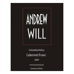 Andrew Will Cabernet Franc 2013 image