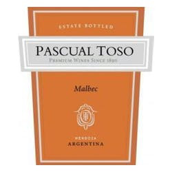 Pascual Toso Malbec 2014 image
