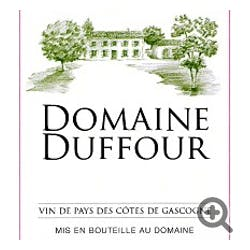 Domaine Duffour 'Gascogne' Colombard 2018
