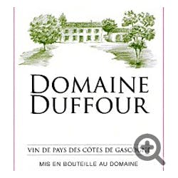 Domaine Duffour Blanc Colombard 2018
