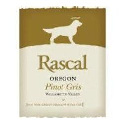 The Great Oregon Wine Co. 'Rascal' Pinot Gris 2014 image