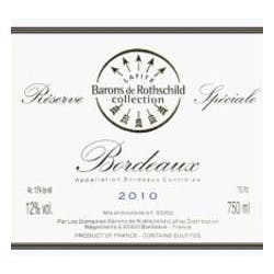 Barons de Rothschild Lafite Reserve Speciale 2013 image