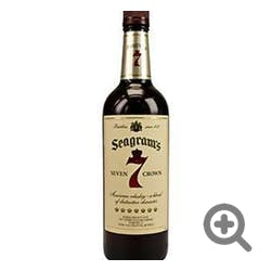 Seagram's 7 Crown 750ml Canadian Blended Whisky 750ml