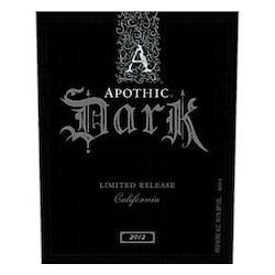 Apothic Wines 'Dark' Red Blend 2014 image