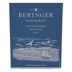 Beringer Winery Waymaker Red Blend 2013 image