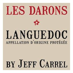 Les Darons By Jeff Carrel Languedoc 2014 image