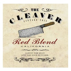 The Cleaver Red Blend 2013 image