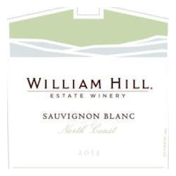 William Hill Estate 'North Coast' Sauv Blanc 2014 image
